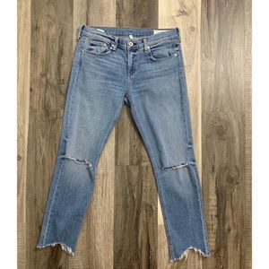 Rag and Bone jeans firm